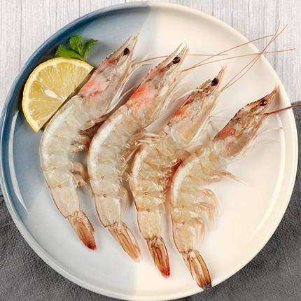 京东PLUS会员:海买 厄瓜多尔白虾1.4kg/盒80/95只    69元包邮(双重优惠)