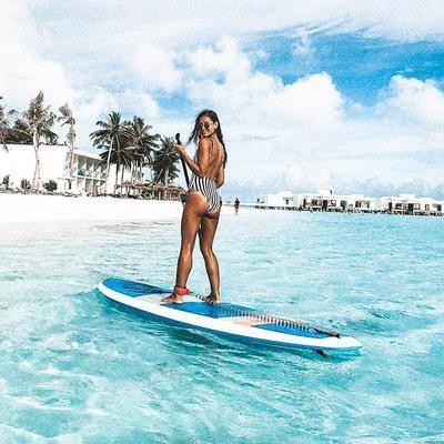 价全包!全国多地-马尔代夫RIU珊瑚岛7天5晚自由行 8699元起/人
