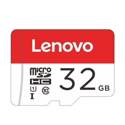 Lenovo 联想 32G内存卡 高速版 送SD卡套+读卡器19.9元包邮(需用券)