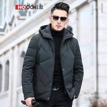 Hodo 紅豆 DXISY046S 男士短款羽絨服*2件 458元包郵(需用券)