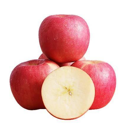 京东PLUS会员:山村福润 山东烟台苹果红富士 65-75mm 10斤装    22.5元包邮(多重优惠)