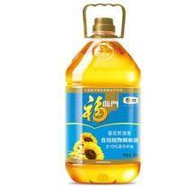 福臨門 葵花籽原香食用調和油5L39.9元