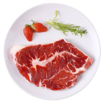 伊赛牛肉 澳洲板腱牛排 120g 9.4元