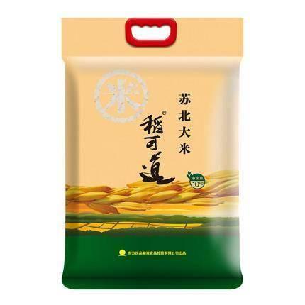 稻可道 苏北大米 10kg