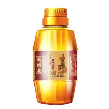 胡姬花 古法小榨花生油 158ml l 9.9元