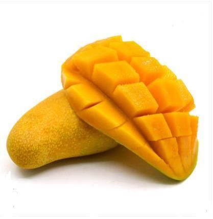 25号10点:海南金煌芒果 中大果 水果新鲜10斤 整箱 甜心芒 大青芒果