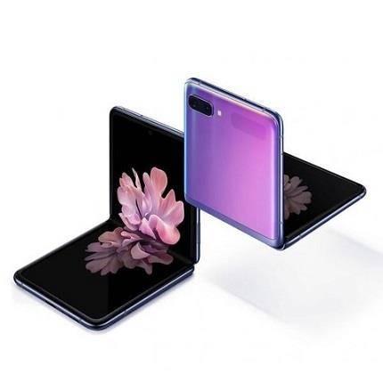 新品预定: SAMSUNG 三星 Galaxy Z Flip 折叠屏手机 8GB+256GB