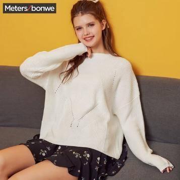 16日0点:美特斯邦威 S716617 女士套头针织衫