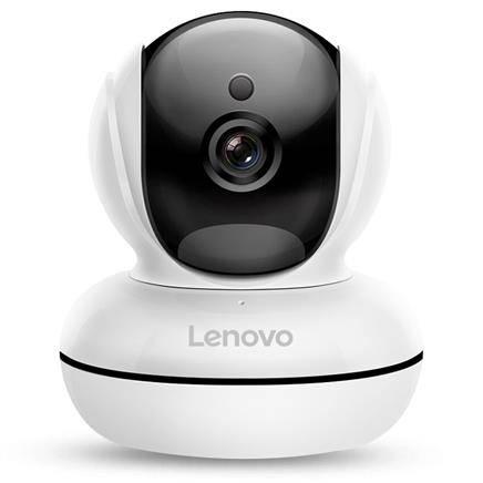 慢友专享-抵现红包:Lenovo 联想 RN1 无线全景双云台智能摄像头 1080p