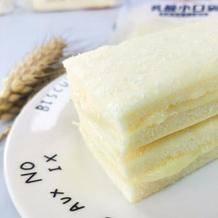 智鲜 小口袋面包 乳酸菌夹心面包 400g