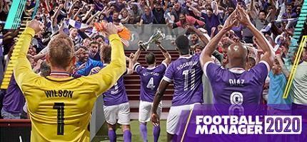 喜加一:Football Manager 2020 足球经理
