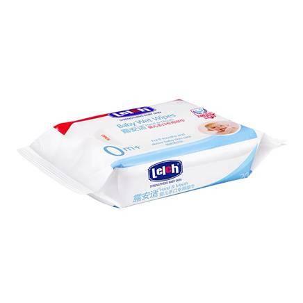 手慢无!露安适 婴儿手口专用 湿巾20片装1.55元包邮(需兑换优惠券)