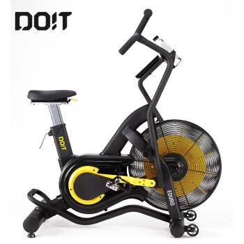 DO!T健身车 直立式 动腾风阻 家用训练器 室内自行车