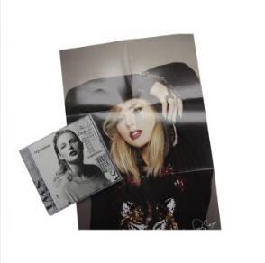 Taylor Swift 泰勒・史薇芙特 reputation 名誉 CD 霉霉专辑