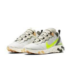 11日0点: NIKE 耐克 REACT ELEMENT 55 BQ6166 男子运动鞋 319元