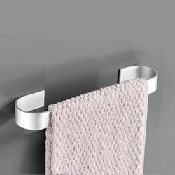 尔沫 免打孔 太空铝毛巾架 40cm 1.8元包邮(需用券)