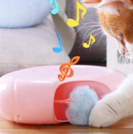 海螺猫 电动逗猫棒