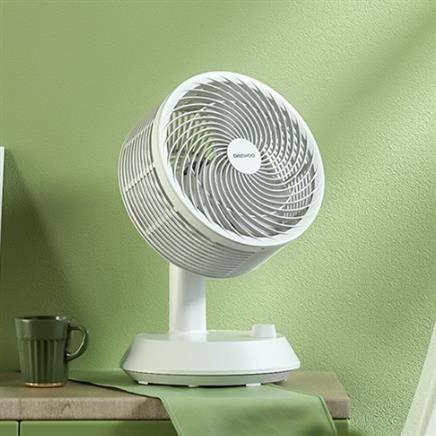 DAEWOO 韩国大宇 空气循环扇电风扇 家用风扇 多功能涡轮空调电扇办公室台式母婴台扇 新款循环扇机械-C20 129元(需用券)