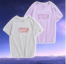 真维斯 JW-92-273601 女士漫威联名纯棉T恤 19.9元包邮(需用券)