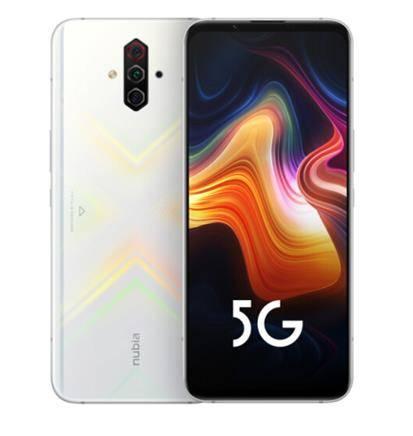 新色发售、61预告: nubia 努比亚 Play 5G 智能手机 8GB+128GB 5颜六色白 2499元包邮