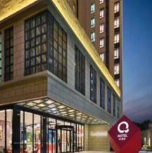 上海浦东绿地铂骊Q酒店 标准房2晚(含2份早餐) 299元