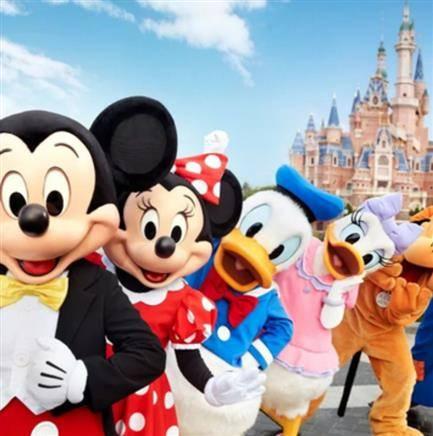 上海迪士尼乐园门票+周边中高星品质酒店 2天1晚套餐