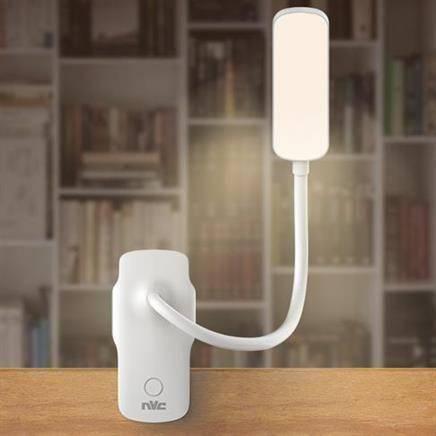 雷士照明 led夹子台灯 插电款