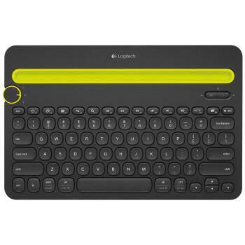 14点开始: Logitech 罗技 K480 多设备蓝牙键盘 平板电脑键盘99元包邮(需20元券,16点截止)