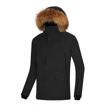 探路者 男式防风保暖滑雪羽绒服 TADH91369 919元