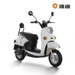 20点开始: Yadea 雅迪 米彩龟王60V 成人电动车 1999元(需用券)
