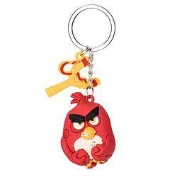 Mxilife 孟溪 愤怒的小鸟立体pvc钥匙扣9元包邮(需用券)
