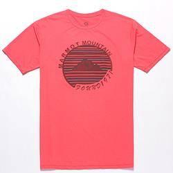 13日0点: Marmot 土拨鼠 H44203 男款短袖T恤 99元包邮
