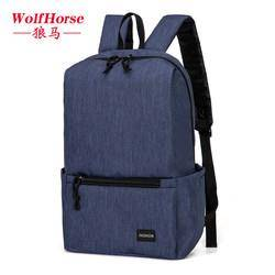 WOLF HORSE 多功能双肩包