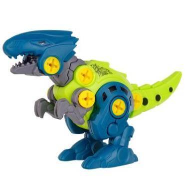 ZHIHUIYU 智慧鱼 儿童拼装恐龙玩具
