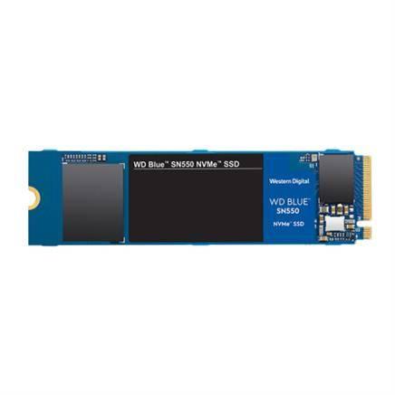 19日0点: WD 西部数据 Blue SN550 M.2 NVMe 固态硬盘 1TB