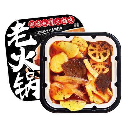 食人谷 老火锅自热小火锅 350g