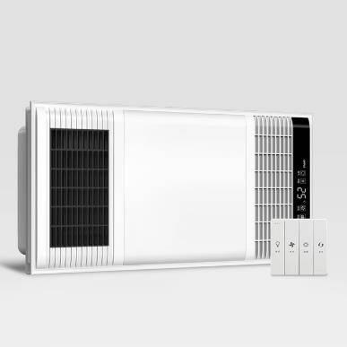欧普照明 风暖浴霸灯取暖家用排气扇一体