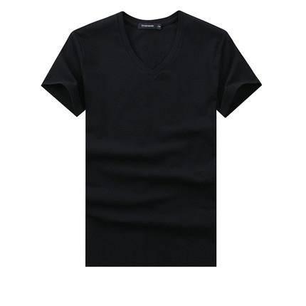 三针 013005 男士莫代尔短袖T恤 *2件