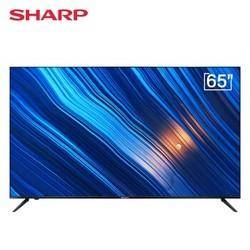 SHARP 夏普 65B3RM 65英寸 4K 液晶电视