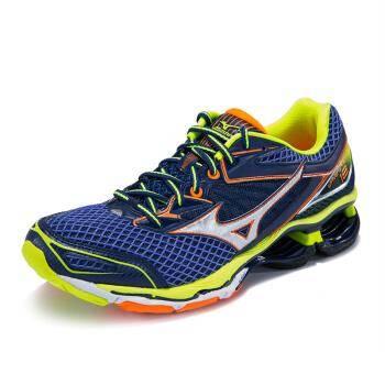 2日0点: Mizuno 美津浓 Wave Creation 18 男款 顶级缓震跑鞋