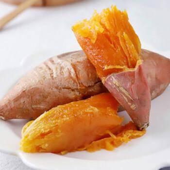 静益乐源 龙九黄心蜜薯 5斤装    7.9元包邮