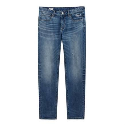 PLUS会员:Baleno 班尼路 8884102902D36 男士弹力直筒牛仔裤    低至36.45元/件