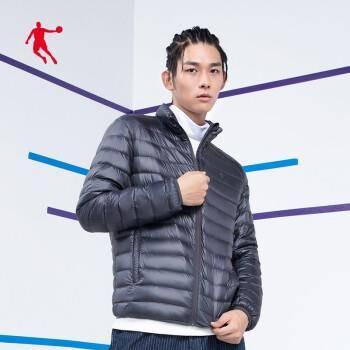 乔丹 XGM4393353 男士运动羽绒服 159元