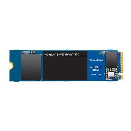 plus会员:WD 西部数据 Blue SN550 M.2 NVMe 固态硬盘 500GB