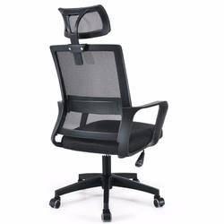 泉枫 Q152 人体工学座椅 黑色