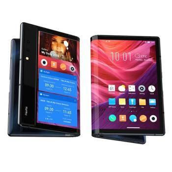 30日0点:ROYOLE 柔宇科技 FlexPai 柔派 可折叠屏幕 智能手机 6GB+128GB    4999元包邮
