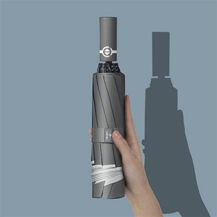 闭眼买:口袋元素 全自动反向雨伞 110cm 需配合抵现红包    26.5元包邮(券20元+红包2.5元,限量450份)
