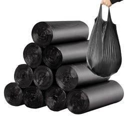墅袋 加厚手提式垃圾袋 46*63cm 100只装 5.8元包邮(需用券)