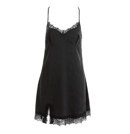 LOVEMORE LHB240076W 蕾丝吊带睡裙 74.3元包邮(需用券)
