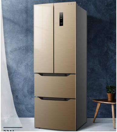 18点:创维(SKYWORTH)WM33BPS四门冰箱 331升